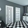 Interi�rov� dvere vzorovan�